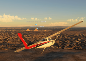 Flight Simulator launched on Xbox Series X/S