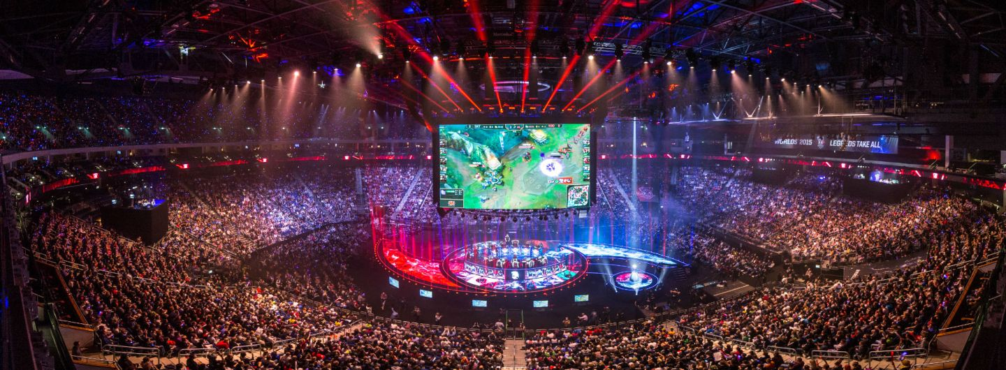 why is there a need for change in outlook regarding esports