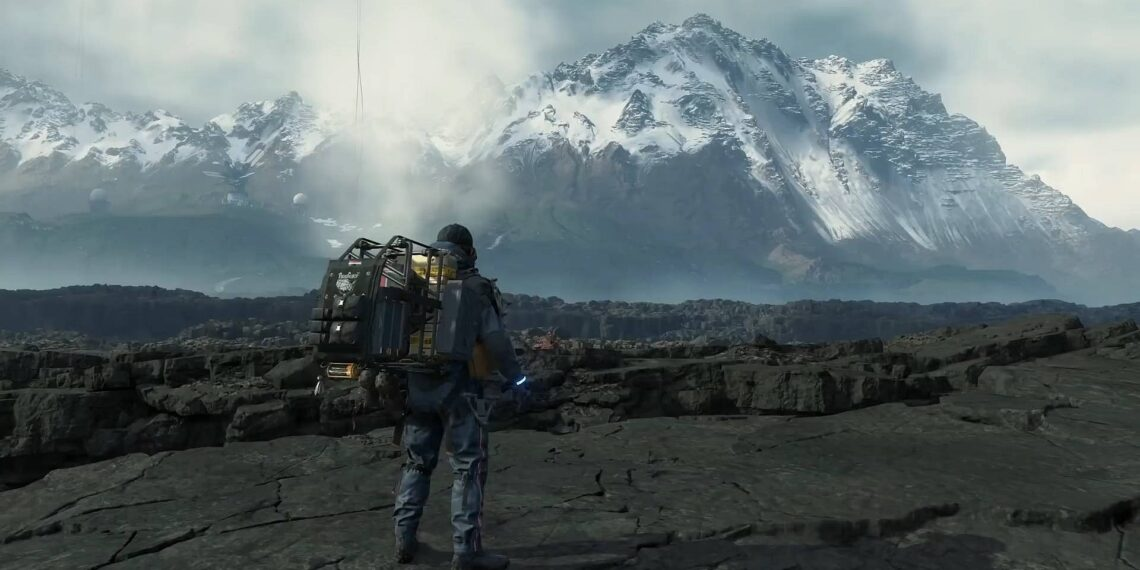Death Stranding 2 is reportedly under works