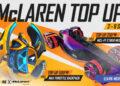 McLaren Top Up Event