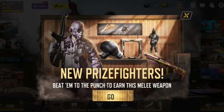 Melee Weapon